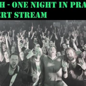 VANISH - One night in Prague- concert stream
