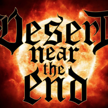 "DESERT NEAR THE END – ""Throne of Martyrdom"" από το άλμπουμ ""Of fire and stars"""