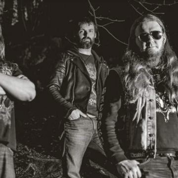 "Runemaster signs with Rafchild Records for CD / LP Release of ""Wanderer"""