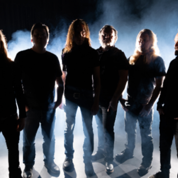 Finland's SINISTHRA (ft. Tomi Joutsen of Amorphis) New Single 'Closely Guarded Distance'