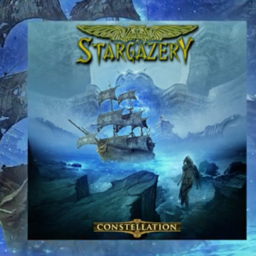 "STARGAZERY has released a new lyric video for the song ""Constellation"""