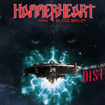First single from the upcoming HAMMERHEART album Beyond The Farthest Point featuring Blaze Bayley (EX-IRON MAIDEN) on lead vocals.