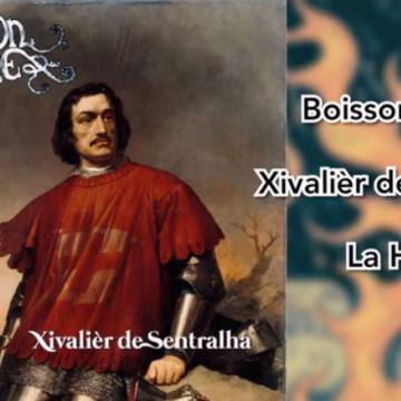 Folk Metal  BOISSON DIVINE  announce the release of their third album