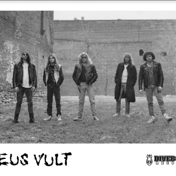 "DEUS VULT ""LOOK UPON YOUR MASTER: THE DEMO ANTHOLOGY"" 2 CD SET COMING IN JULY"