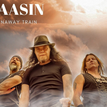 KAASIN - Melodic hardrock in the tradition of the great bands from the seventies and early eighties