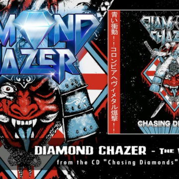 "DIAMOND CHAZER - ""Chasing Diamonds"""