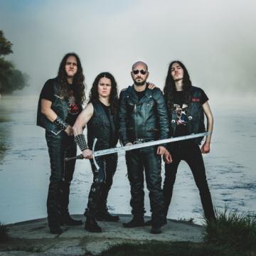 MEGATON SWORD premiere new track