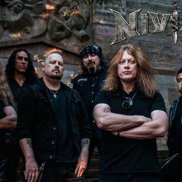 California power metallers NIVIANE