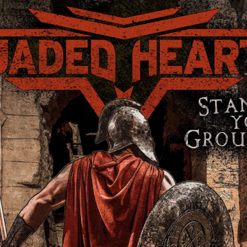 New album for Jaded Heart