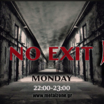 """NO EXIT"" PLAYLIST 27/09/2020"