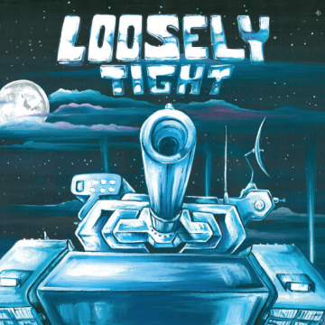"LOOSELY TIGHT ""Fightin' Society"" to be re-released by No Remorse Records"