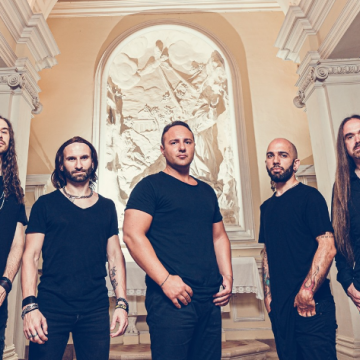 Cristiano Filippini's FLAMES OF HEAVEN signs to LIMB MUSIC / debut album out soon!