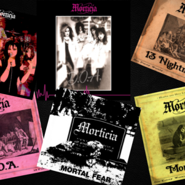 Morticia on  Heaven And Hell Records
