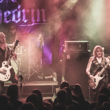 Brooklyn's Sanhedrin signs worldwide deal with Metal Blade Records