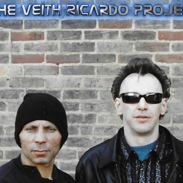 THE VEITH RICARDO PROJECT with Juan Ricardo sign  with PURE STEEL RECORDS