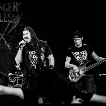 Avenger Kills released new album