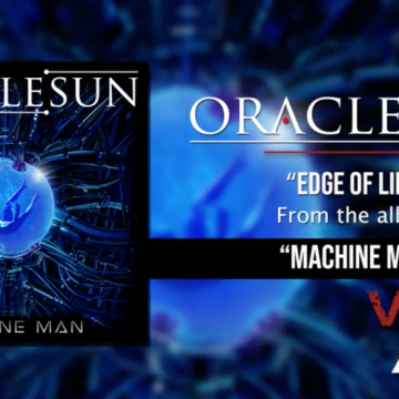 "ORACLE SUN – ""Machine Man"" out on December 18 via Volcano Records"