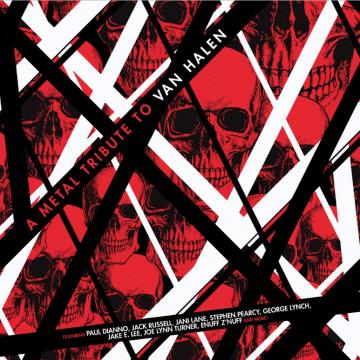 Metal Tribute To Van Halen in Red Vinyl