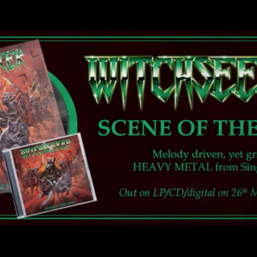 WITCHSEEKER premiere new track