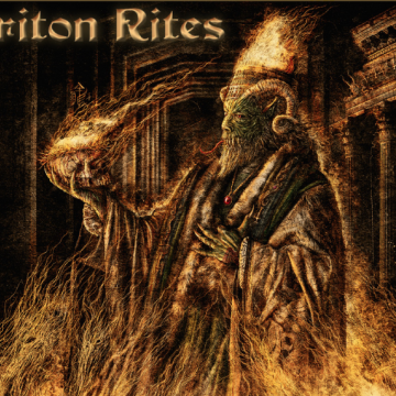 "BRITON RITES  released the video for ""My Will Be Thine"""