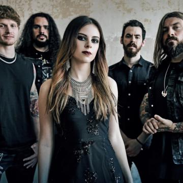 BEYOND THE BLACK - SIGN WITH NUCLEAR BLAST