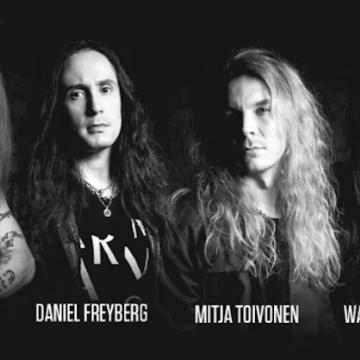 BODOM AFTER MIDNIGHT: H NEA MΠΑΝΤΑ ΤΟΥ ALEXI LAIHO