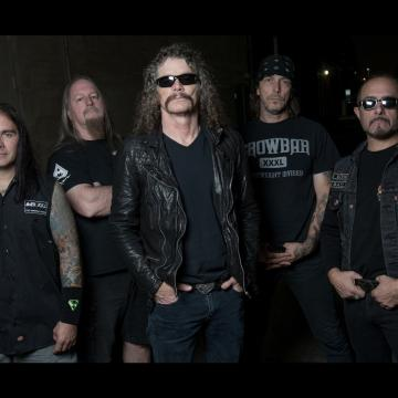 OVERKILL'S NEW ALBUM IS ALMOST READY FOR MIXING