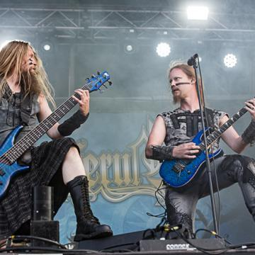 LYRIC VIDEO ΓΙΑ ΤΟΥΣ ENSIFERUM