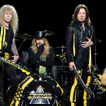 OI STRYPER ΑΝΑΚΟΙΝΩΣΑΝ ΔΙΑΔΙΚΤΥΑΚΗ ΣΥΝΑΥΛΙΑ