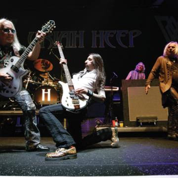 URIAH HEEP TO RELEASE 6CD BOX SET, CHOICES, IN SEPTEMBER; CURATED BY FOUNDING AND CURRENT MEMBERS; VIDEO TRAILER