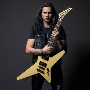 GUS G. NEW VIDEO OUT