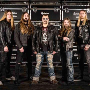 SABATON - THE WAR TO END ALL WARS ALBUM DETAILS REVEALED; PRE-ORDER LAUNCHED