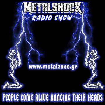 METALSHOCK RADIO SHOW 16/12/2020 PLAYLIST