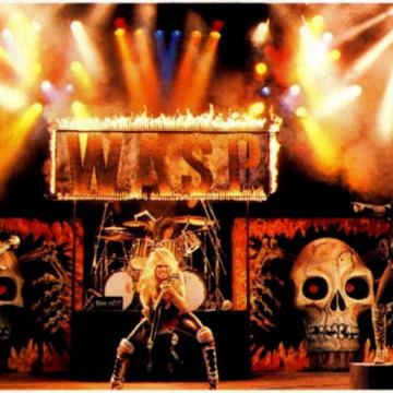 W.A.S.P. WILL TAKE YOU BACK... BACK TO THE BEGINNING ON 40TH ANNIVERSARY WORLD TOUR