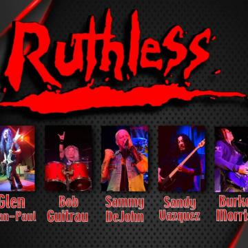 RUTHLESS - CONFIRM LINEUP CHANGES