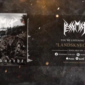"""PESSIMIST: new album """"Holdout"""" to be released on June 26th!"""