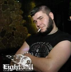 8BALL - Κώστας Λαζόπουλος (Security)