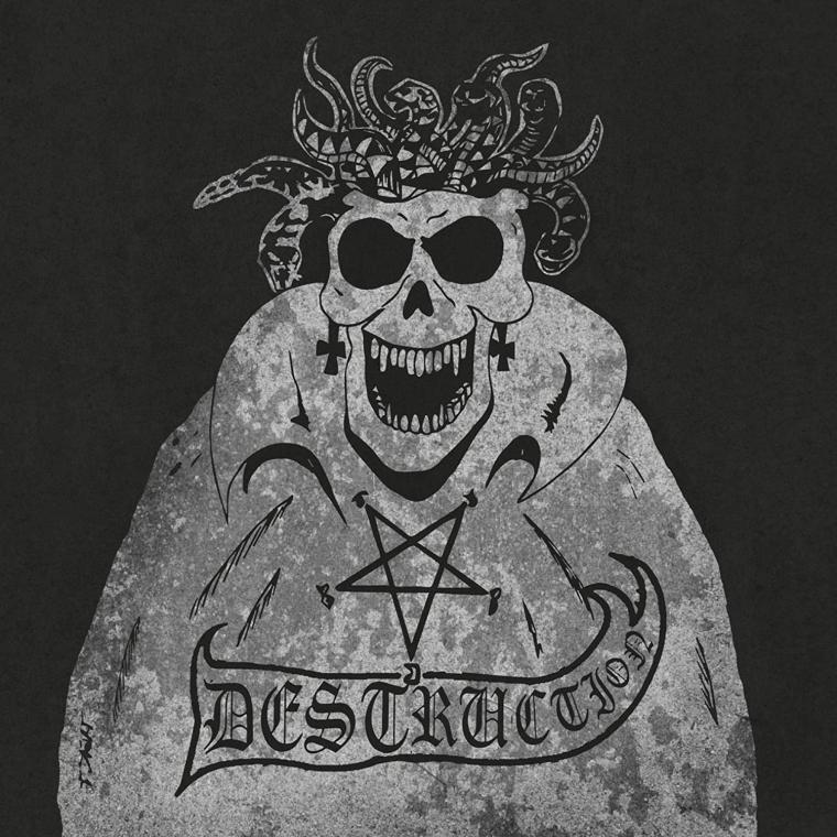 DESTRUCTION:  TEUTONIC THRASH METAL