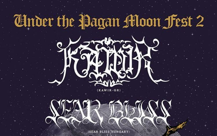 Under The Pagan Moon Fest II