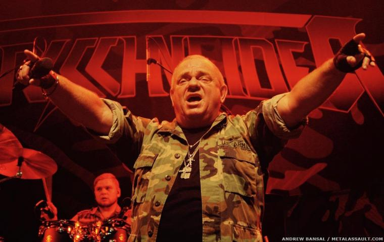 """UDO DIRKSCHNEIDER DOESN'T RULE OUT FUTURE PROJECTS WITH FORMER ACCEPT MEMBERS - """"IF WE HAVE TIME, IF WE HAVE ENOUGH IDEAS"""""""