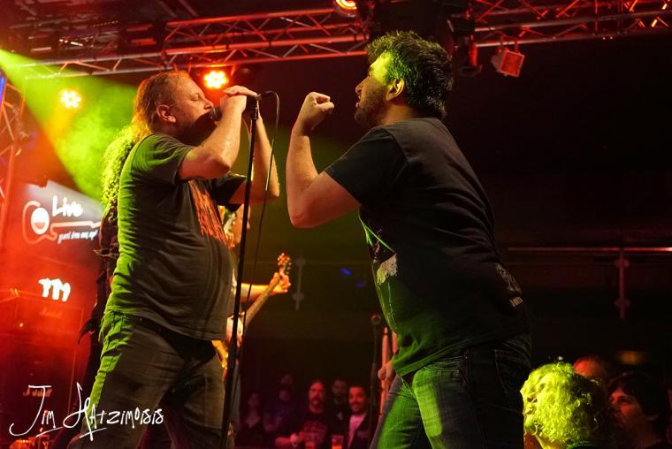MERCILESS - AMKEN LIVE REPORT ΓΙΑ ΕΝΑ ΙΣΤΟΡΙΚΟ LIVE