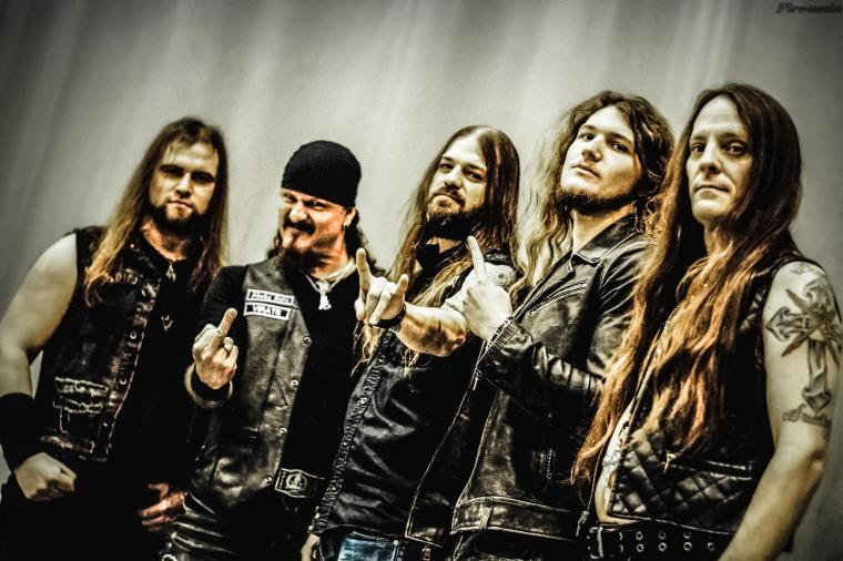 Οι ICED EARTH στο Metalzone.GR