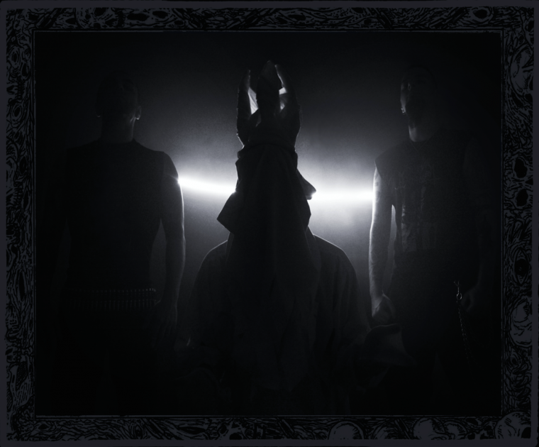 """Enshadowed - """"Stare Into the Abyss""""Black Metal from Greece"""
