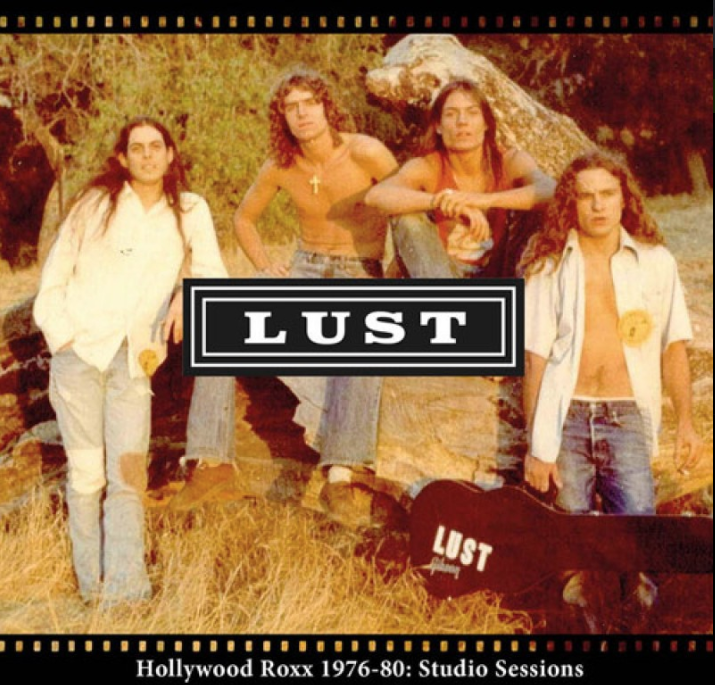 LUST-Hollywood Roxx 1976-80: Studio Sessions