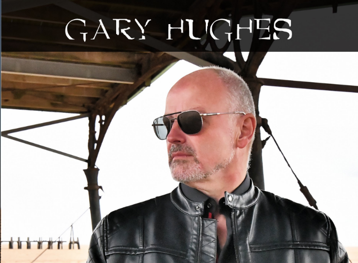 GARY HUGHES  new album 'Waterside' on March via Frontiers Records