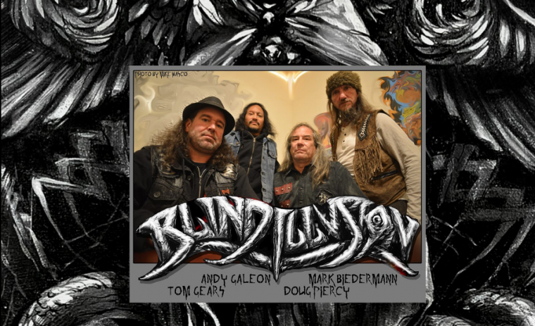 New Single from Blind Illusion