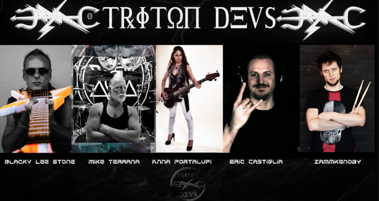 TRITON DEVS has unleashed first single