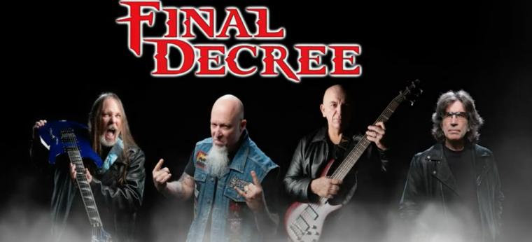 LA's thrashers FINAL DECREE release their debut single