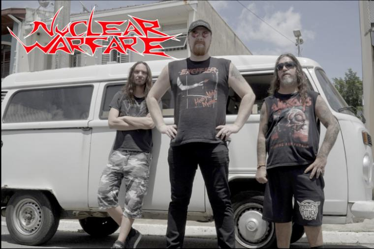 "NUCLEAR WARFARE to release ""Lobotomy"" on August, 28th!"