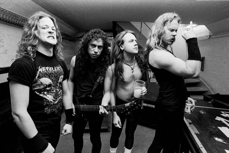 """METALLICA'S JAMES HETFIELD AND KIRK HAMMETT LOOK BACK ON 30 YEARS OF THE BLACK ALBUM: """"IT REALLY WAS THE MASTER KEY TO EVERYTHING"""""""